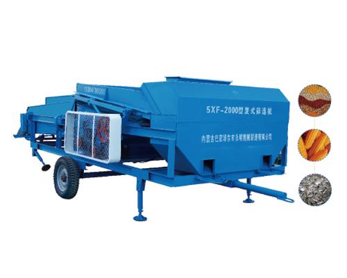 5XF-2000 type compound screening machine