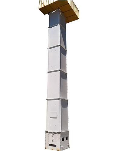 Vertical hoist