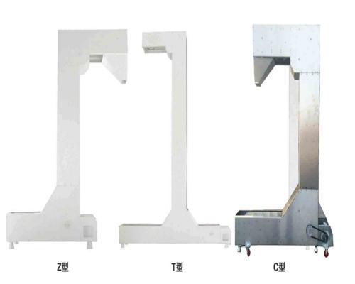 C / T / Z Model non-crushing elevator