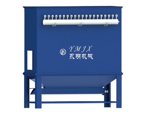 Dmс-160 type pulsed jet cloth filter